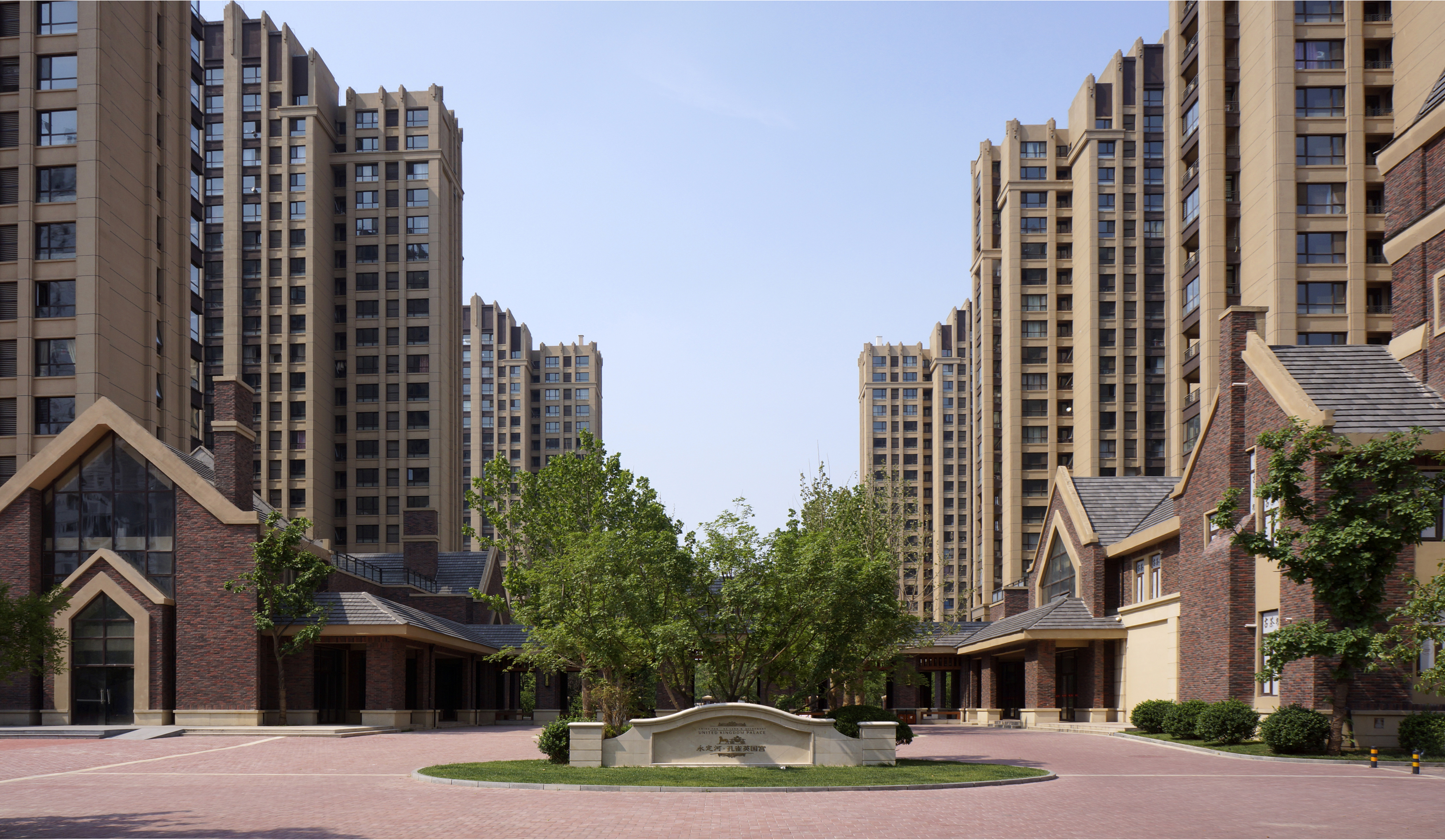 辛庄观溪和园在小区规划上有自己的优势